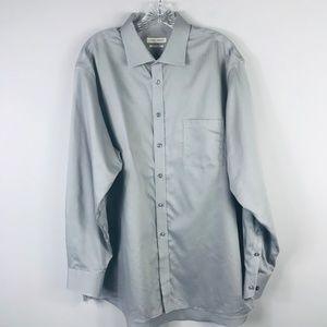 Joseph Abboud Button Front Dress Shirt